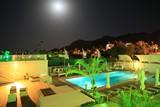 Israel1363_RedSea_HotelEvening