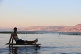 Israel2901_Galilee_SeaOfGallileeSunset