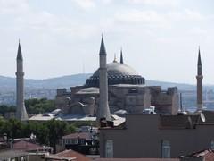 Turkey0002_Istanbul_HagiaSophiaOutside