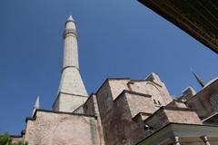 Turkey0009_Istanbul_HagiaSophiaOutside