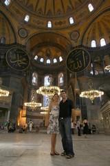 Turkey0040_Istanbul_HagiaSophiaDownstairs
