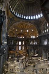 Turkey0068_Istanbul_HagiaSophiaUpstairs