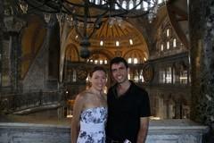 Turkey0069_Istanbul_HagiaSophiaUpstairs