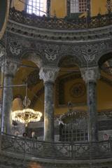 Turkey0199_Istanbul_HagiaSophiaColumns