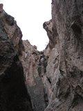 Bandelier128_ClimbingUp