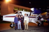 Boarding for the Virgin Islands