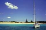 sailing: DesertBeach