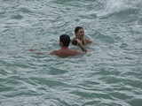 Samui120_MorningSwim