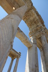 Turkey3650_Aphrodisias_Tetrapylon