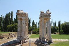 Turkey3662_Aphrodisias_Tetrapylon