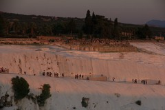 Turkey4615_Pamukkale_Sunset