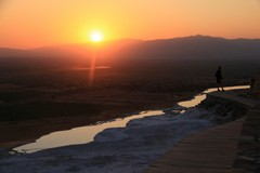 Turkey4629_Pamukkale_Sunset