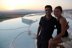 Turkey4648_Pamukkale_Sunset