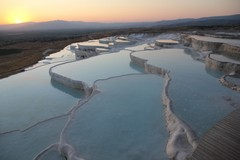 Turkey4652_Pamukkale_Sunset