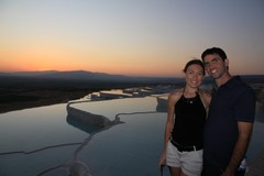 Turkey4667_Pamukkale_Sunset