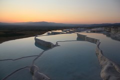 Turkey4669_Pamukkale_Sunset