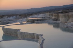 Turkey4670_Pamukkale_Sunset