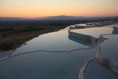 Turkey4679_Pamukkale_Sunset