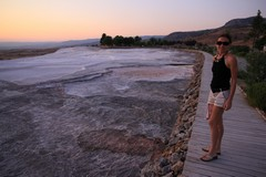 Turkey4707_Pamukkale_Sunset