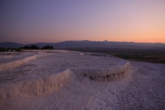 Turkey4717_Pamukkale_Sunset