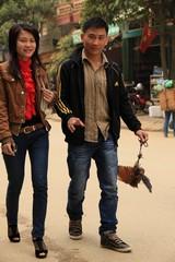 Vietnam0324_BacHa_MainStreet