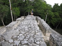 Y4159_Calakmul_TwoSidedTemple