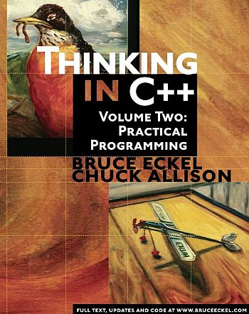 Thinking in C++ 2nd ed Volume 2