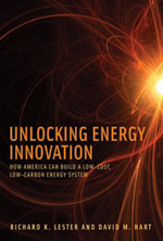 Unlocking Energy Innovation cover