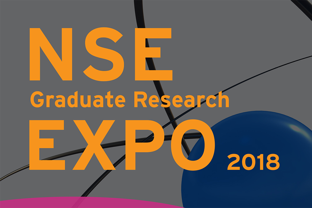 NSE Expo Poster