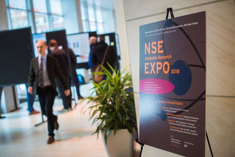 2018 NSE Expo, MIT
