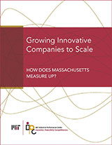 Growing Innovative Companies to Scale Cover