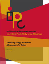 Energy Innovation Project Executive Summary Cover