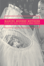 Making Modern Mothers book cover