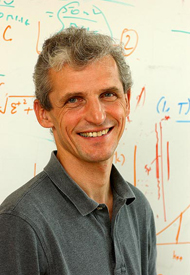 WOLFGANG KETTERLE, John D. MacArthur Professor of Physics; Director, MIT-Harvard Center for Ultracold Atoms; 2001 Nobel Laureate
