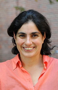 NERGIS MAVALVALA, Associate Professor of Physics; and Cecil & Ida Green Career Development Professor