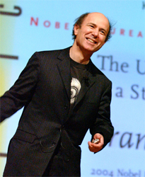 Frank Wilczek waited over 30 years to receive the Nobel Prize for his theoretical work.