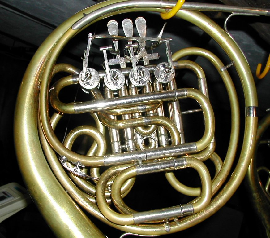 Yamaha   Horn