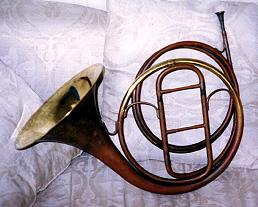 Paxman Hand Horn