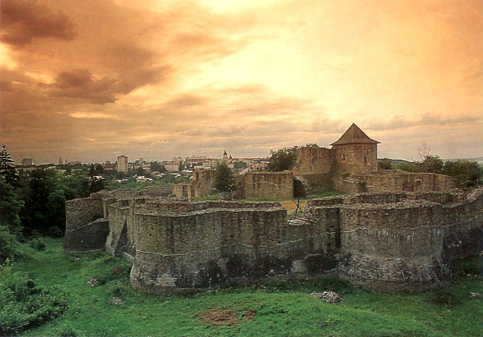 Suceava - The Fortress