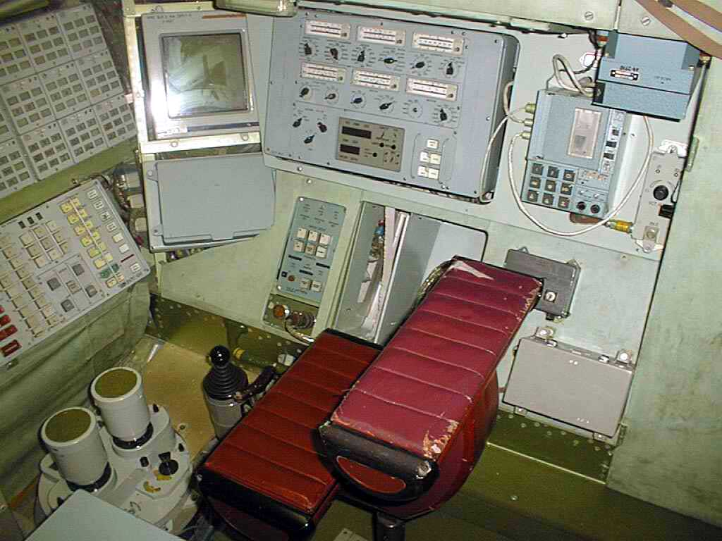 mir space station inside - photo #8