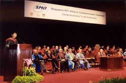 SMA :: Alumni : Newsletter 2001