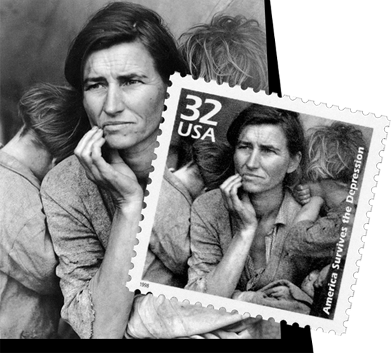 "picture analysis migrant mothers photograph Dorothea lange's iconic ""migrant mother"" is one of the most the 'migrant mother' in dorothea lange's iconic photo and her photograph became."