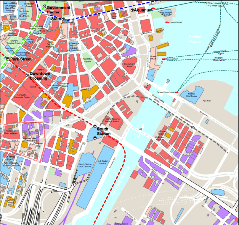 Downtown Boston Map Pdf.Angela Zhang Once And Future City