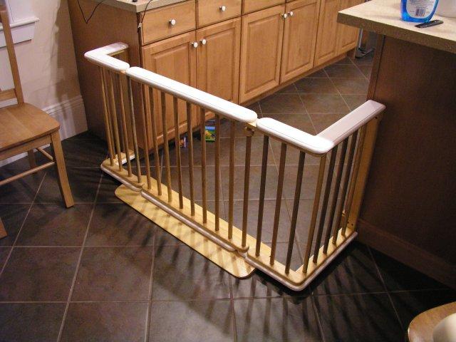 Gentil Baby Gate For Kitchen Ideas