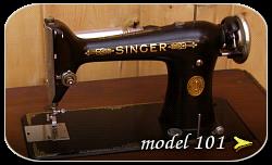 Monty's Singer Pages: Vintage Machines