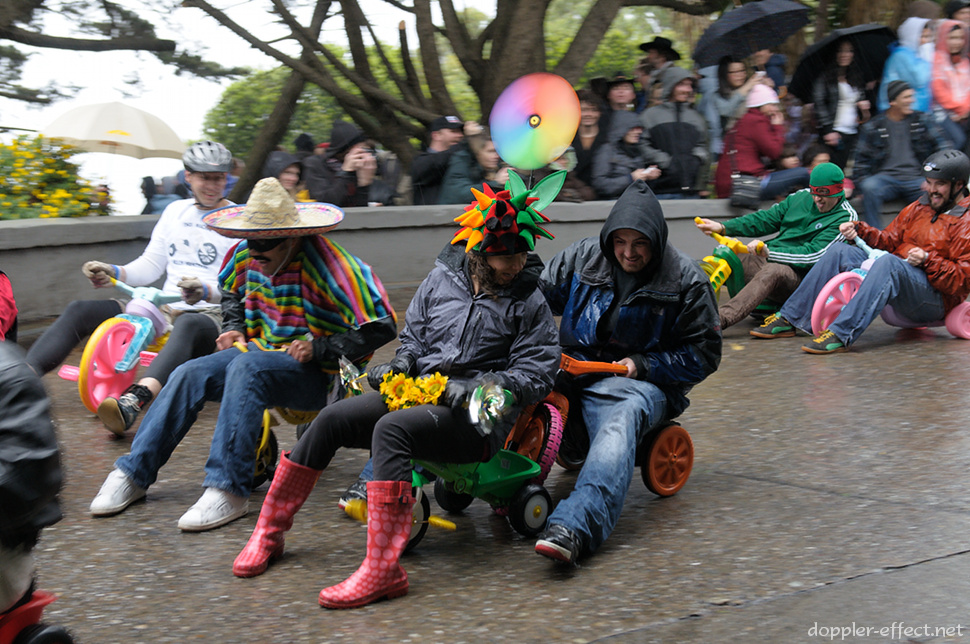Color Wheel Costume And The Fan/color Wheel