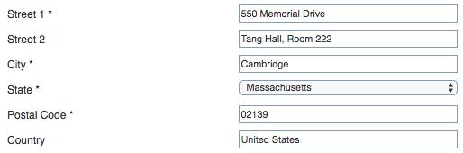 how to write apartment address  the correct way to write