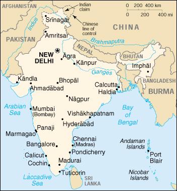 Cartina India Pakistan.Cascon Case Icb India China Border 1954 62