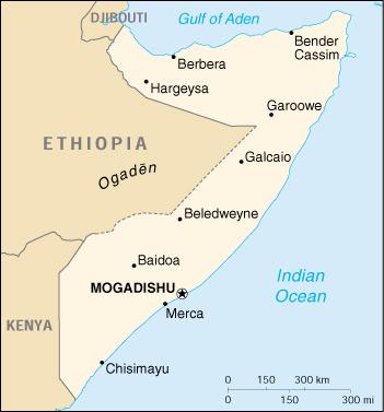 Cascon Case OGA: Somalia-Ethiopia (Ogaden) 1977-88