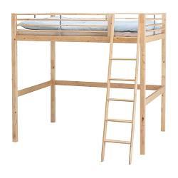 Ikea Fjelldal Full Size Loft Bed